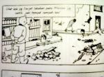 """Tintin: """"lihat apa yang dilakukan Soviet pada Moskow yang cantik: jadi tempat sampah bau!"""""""